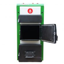 Твердотопливный котел Elektromet EKO-KWD Maxi 15 кВт