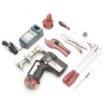 Гидравлический монтажный инструмент с электроаккумулятором Rehau Rautool A2