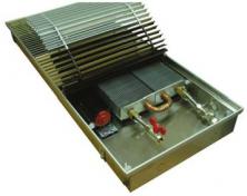 Отопительный внутрипольный конвектор Eva Coil-KGB (С вентилятором)