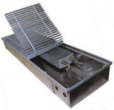 Отопительный внутрипольный конвектор Eva Coil-KT (Без вентилятора)