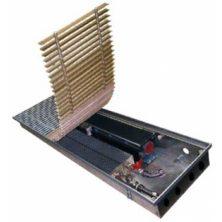 Отопительный внутрипольный конвектор Eva Coil-KX (С вентилятором)