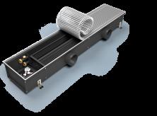 Отопительный внутрипольный конвектор Ntherm Air