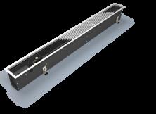 Отопительный внутрипольный конвектор Qtherm Slim