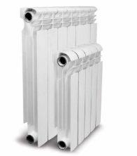 Радиатор алюминиевый Radena 350