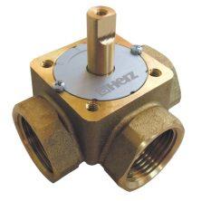 Трехходовой регулирующий клапан Herz 2137