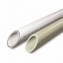 Труба полипропиленовая со стекловолокном KraftFaser (SDR 7,4) PN20
