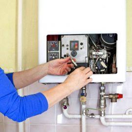 Подключение газового котла своими руками — инструкция и схема