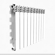 Радиатор алюминиевый Fondital SOLAR SUPER B4 500