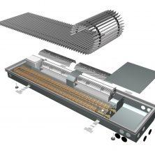 Внутрипольный конвектор Oplflex FLT 10-07