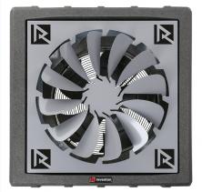 Водяной тепловентилятор Reventon HC35-3S+круглая накладка 360 купить в Гомеле