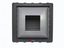 Водяной тепловентилятор Reventon (Ревентон) HC35-3S+конфузор