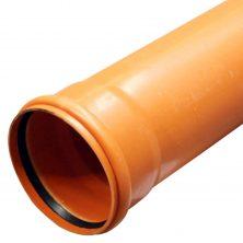 Труба ПВХ для наружной канализации Armakan 110*3,2*0,5