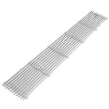Декоративная решетка для внутрипольного конвектора Dafa 07x18x80