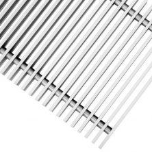 Декоративная решетка для внутрипольного конвектора КЗТО БРИЗ 191×1000