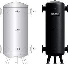 Холодоаккумулятор (аккумулятор холода) Meibes KWP 300