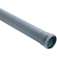 Darex труба канализационная ПВХ 50×315 (30)
