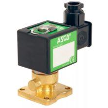 Двухходовой электромагнитный клапан Asco (Аско) Numatics SCE210D095 3/4