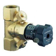 Балансировочный клапан Oventrop Hycocon VTZ 1/2″ ВР ручной (1061704)