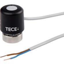 Электропривод термоклапана для коллектора теплого пола 230V TECEfloor 77490010