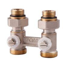 ICMA (Икма) узел нижнего подключения радиатора 1/2″ х 3/4″ прямой