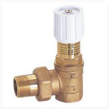 Клапан перепускной НВ угловой с разъемным соединением EMMETI 3/4″