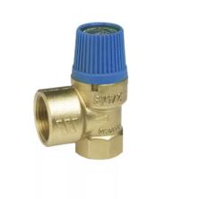 Предохранительный клапан Watts (Воттс) SVW 3/4″ 6 бар для систем водоснабжения