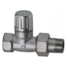 Прямой запорный вентиль Far (Фар) для металлопластиковых труб