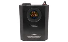 Стабилизатор напряжения Profline (Профлайн) V-500R