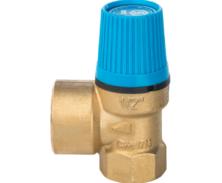 Предохранительный клапан Stout (Стаут) для систем водоснабжения 6-1/2″
