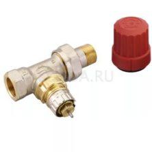 Термостатический радиаторный клапан Danfoss RA-N Ду15, 1/2″,прямой