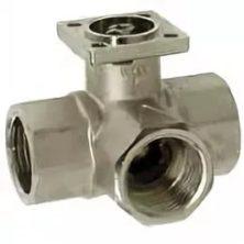 Трехходовой шаровый клапан BELIMO R318 3/4″
