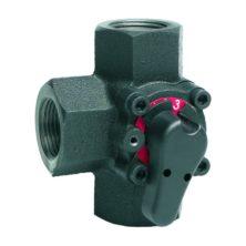 Трехходовой смесительный клапан Honeywell V5433А DN20 kvs 2,5