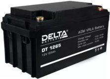 Аккумуляторная батарея Teplocom (Теплоком) DT1265