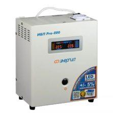 Инвертор Энергия ИБП Pro-800