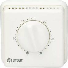 STOUT Комнатный проводной термостат TI-N STE-0001-000001
