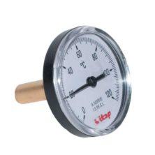 Термометр Itap 493 осевое подключение 15×40 мм